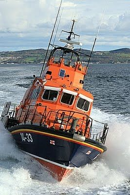 RNLI lifeboats in Ireland brought over 1,000 people to safety last year