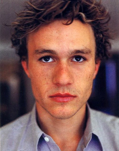 Heath Ledger (sorry I'm obsessed)