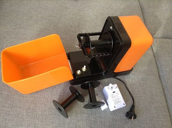 Electric Spinning Wheel E-spinner New (Russian)