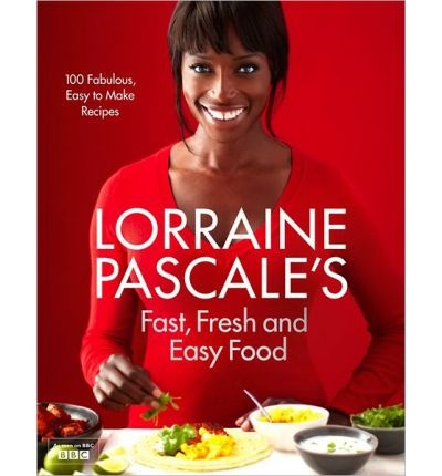 lorraine pascale's new cookbook.