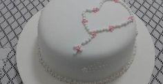 tortas de comunion nenas - Buscar con Google