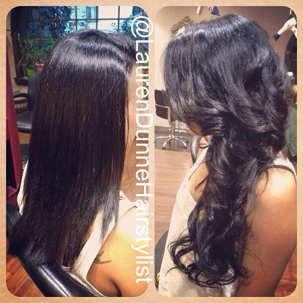 104 best hair extensions images on pinterest hair beauty before and after platinum seamless tape hair extensions by laurendunnehairstylist at the secret garden spa pmusecretfo Images