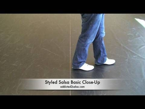How to Look Natural Salsa Dancing - http://www.thehowto.info/how-to-look-natural-salsa-dancing/