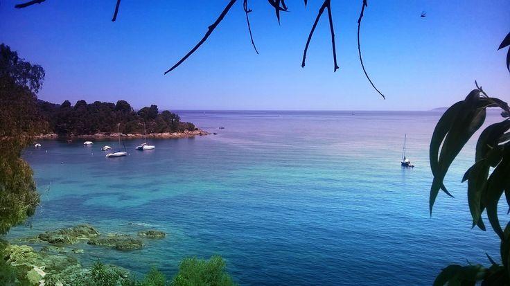 #plage de la #fossette au #lavandou #var #provence #lelavandou #vacances