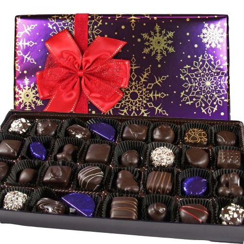 Purdys Chocolates - Christmas Dark Chocolate Assortment
