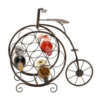 19inch metal wine rack enjoy the whimsy of