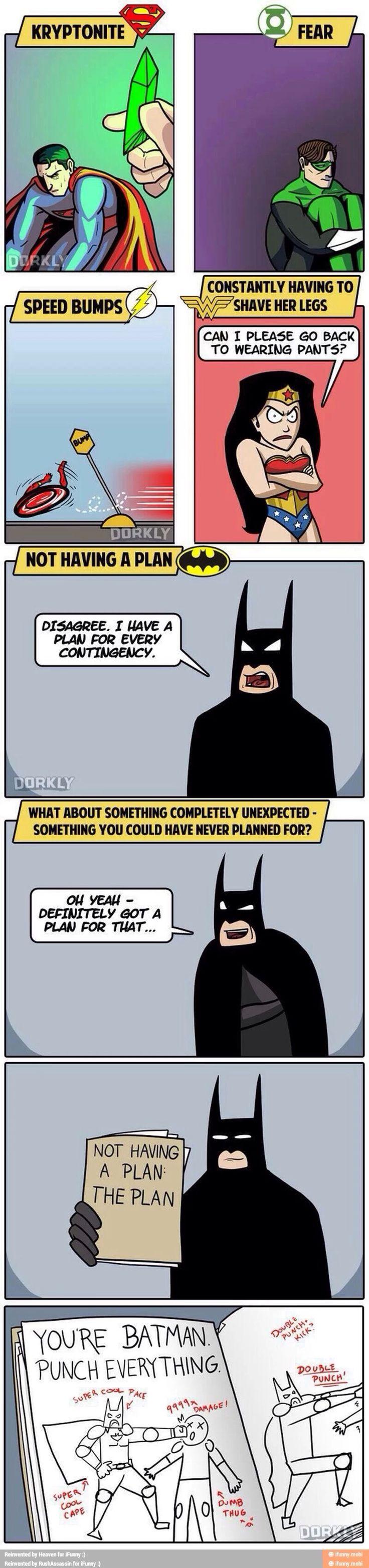 Uhh love me my batman