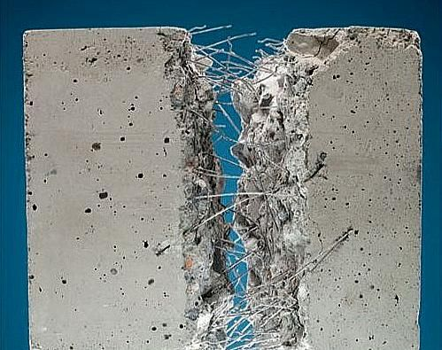 The Four Types of Fiber Reinforced Concrete