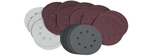 Great Value PARKSIDE® Random Orbital Sanding Discs PEXSZ 30 A1 (20 x Wood, 6 x Paints & Varnishes, 4 x Stone) - 30 Pcs Parkside http://www.amazon.co.uk/dp/B011804ET8/ref=cm_sw_r_pi_dp_Mw8lwb0QQNQFN