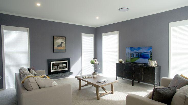 Resene Half Black White (Resene ceiling flat)