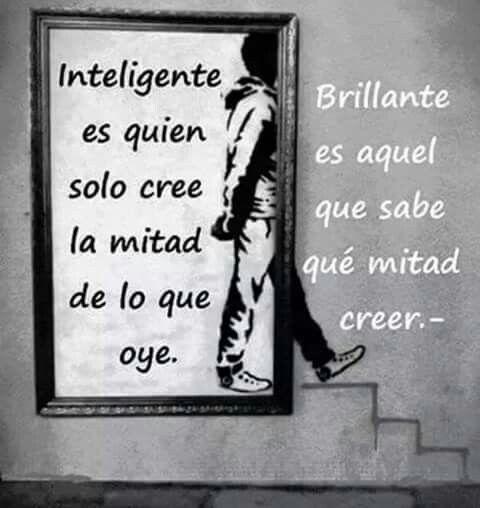 El inteligente*...                                                                                                                                                                                 Más