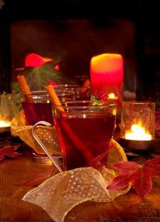 Hot Spiced Cranberry Cider | Madhava Natural Sweeteners | Naturally ...