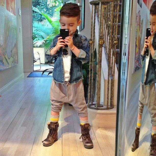 I Love Boots And Baggy Pants On Little Boys My Future Kidd Fashion Pinterest Little Boys