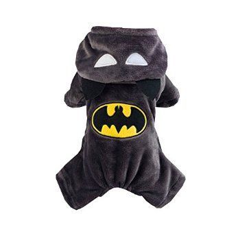 #Christmas See price  Pet Dog Puppy Winter Warm Superman Batman Hoodies Halloween Costume Boy Girl Jumpsuit Clothes Fleece Coat for Christmas Gifts Idea Promotion . Because Christmas  time closes throughout, it truly is moment to think about exactly what surprise you may be supplying that special someone this year. Supplying a great gift that has a loving influen...