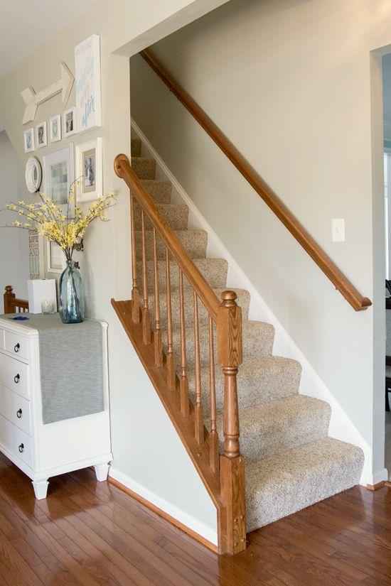 44 Best Images About Stairs Redo On Pinterest Runners