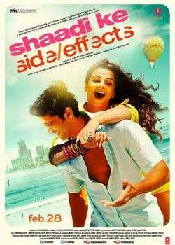 Shaadi Ke Side Effects latest bollywood movie starring  Farhan Akhtar, Vidya Balan, Vir Das. Download full movie in high quality..
