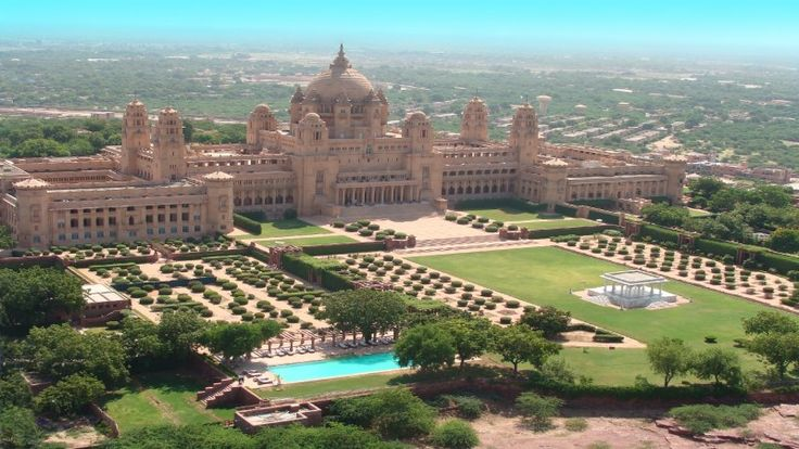 Jodhpur palota
