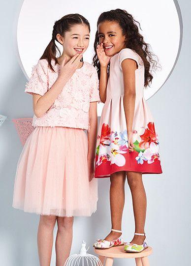 ted baker girls dresses