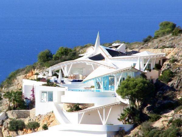 Bird House Mallorca Spain Of Course Villas Pinterest