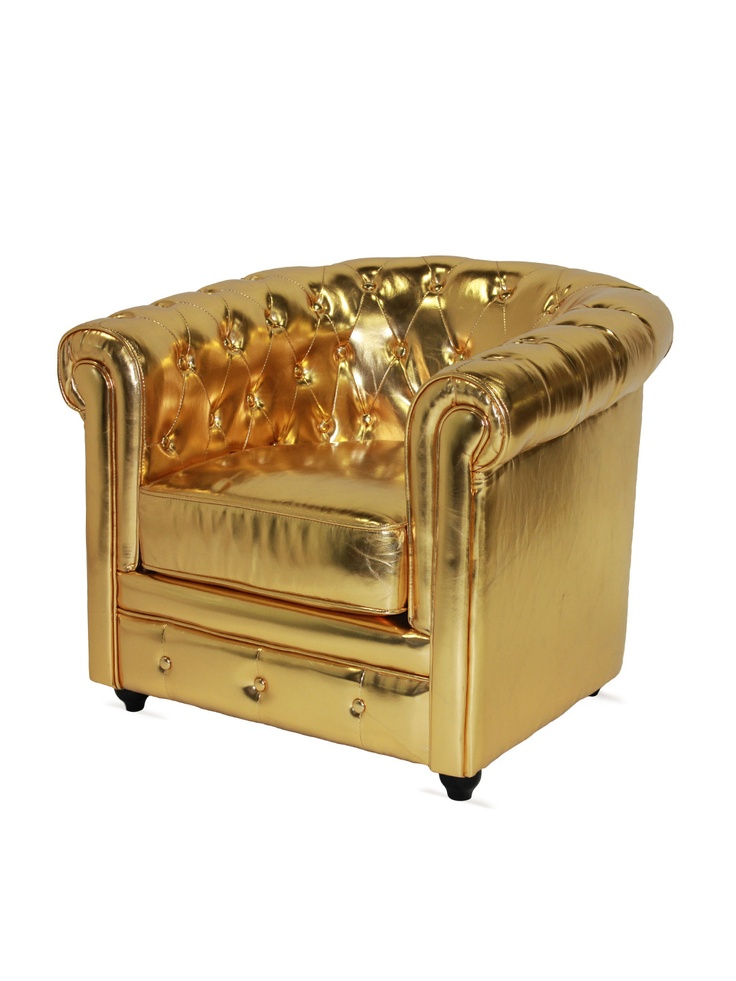 56 best images about golden or gilded chairs benches for Decor jewelry chesterfield