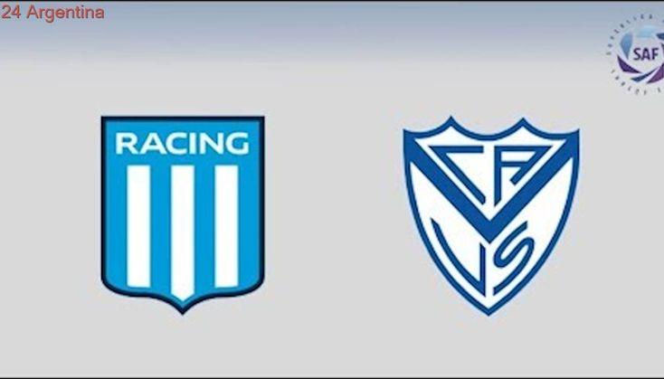 Racing Vs Velez | RADIO EN VIVO