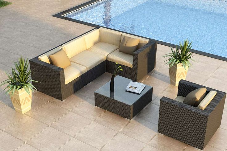Don't Leave Your Furniture Out in the Cold: Using Outdoor Furniture Indoors Patio Productions Blog