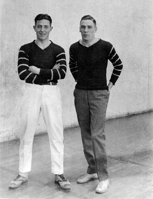 1920s tennis pants