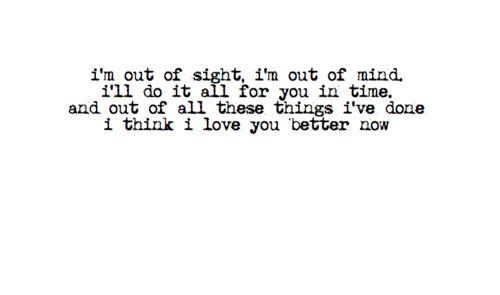 ed sheeran lyrics tumblr - photo #4