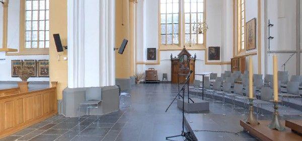 De Buitenkerk in Kampen 360 Google tour