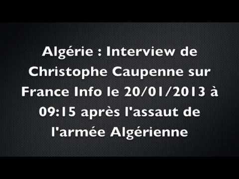 Christophe Caupenne, Ex Commandant au R.A.I.D à l'unité d'élite de la police française.