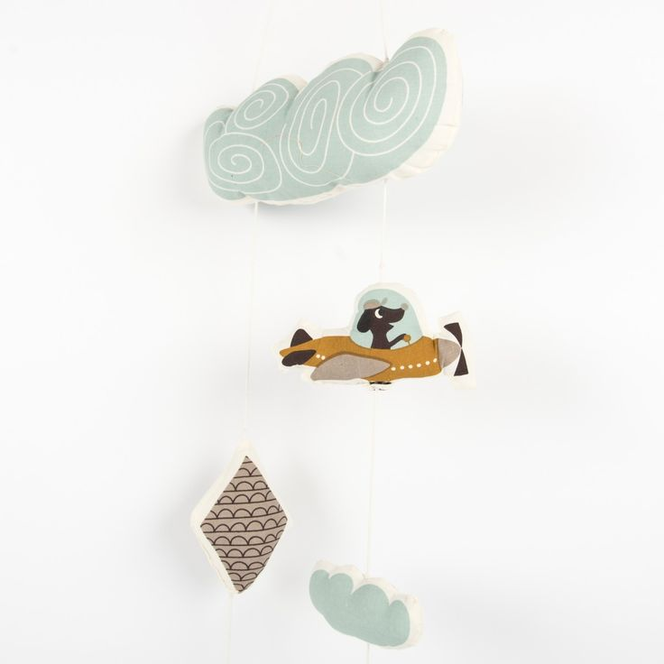 ferm LIVING kids Kite Mobile