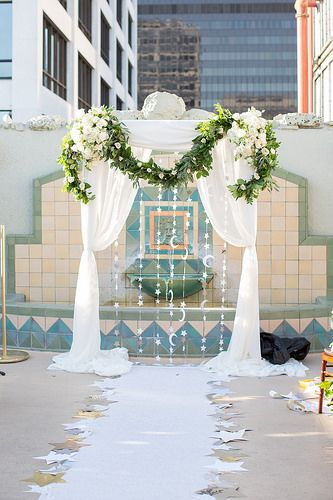 Sailor Moon Wedding Theme Decor Fantastical Weddings Decor fantasticalweddings.com Create your own Geek Wedding!