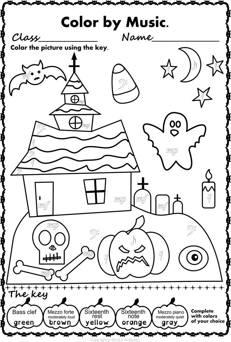 Behavior Management Procedures Parent Letter Halloween GiftsHalloween MusicBehavior