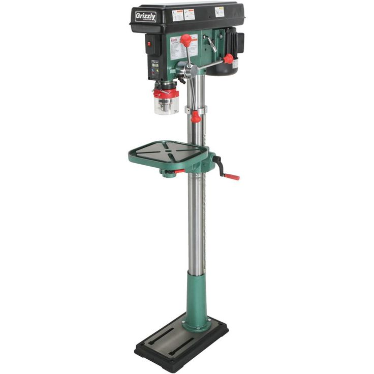 Best 25 Grizzly Drill Press Ideas On Pinterest Tools