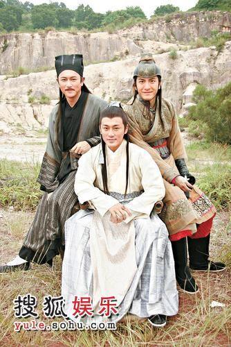 on location ( L-R ) : Sammul Chan - Raymond Lam - Kenneth Ma