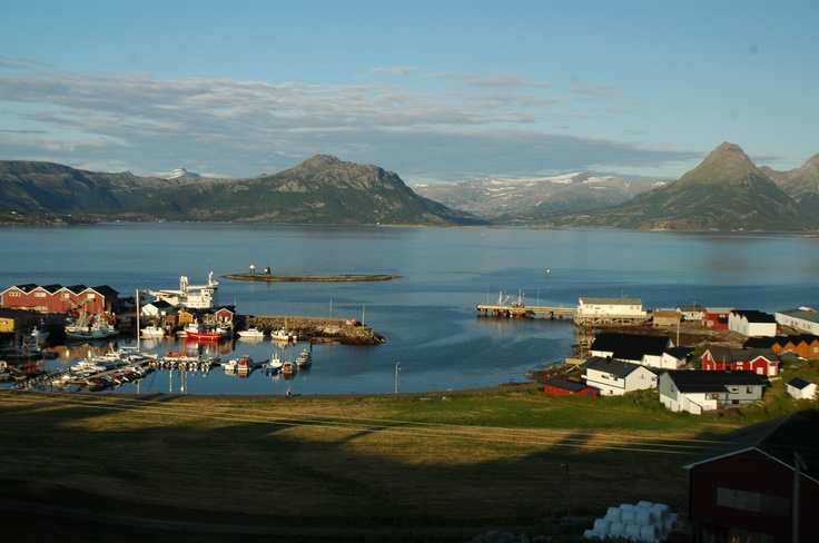 The Coastal Pearl of Indre Kvarøy in Nordland Norway. Photo by bestnorwegian.com