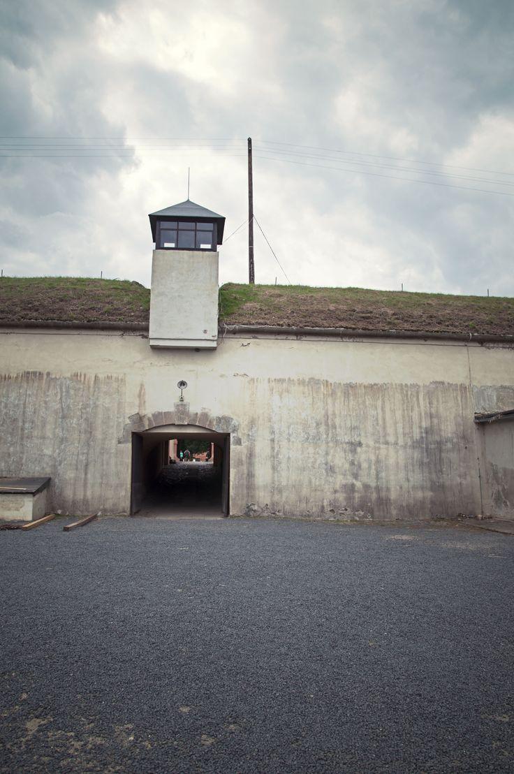 terezin guard tower - Google Search