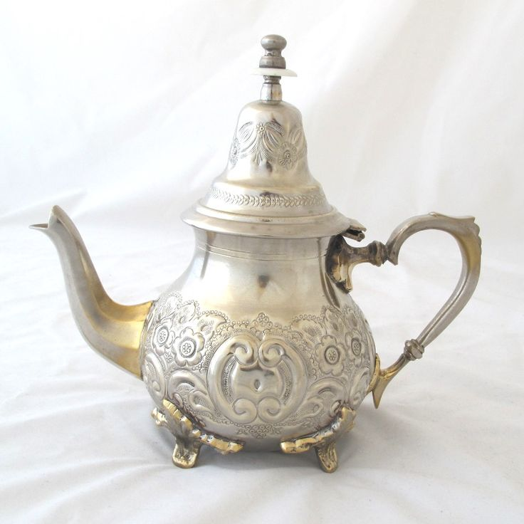 Moroccan teapot vintage 10