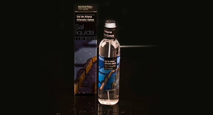 Añanako Gatza - Sal liquida mineral