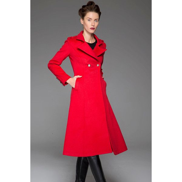 1000  ideas about Red Winter Coat on Pinterest | Sport chic