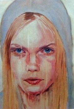 Sublime - Cherry Hood - Archibald winner 2002 - Blue Trackies
