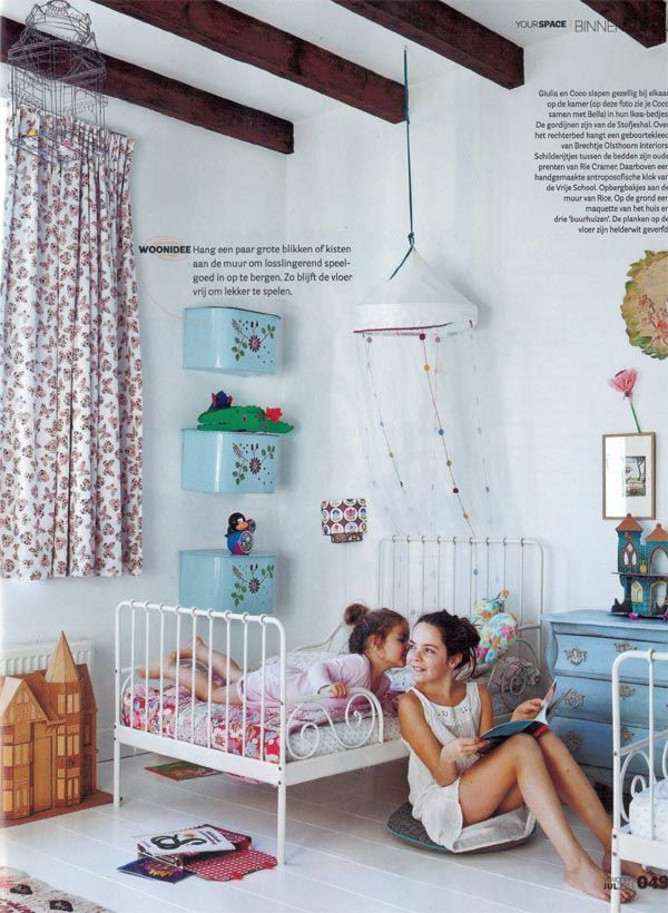 Vt Wonen Mi Revista Favorita Holandesa Kids Room Kids
