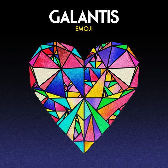 emoji by galantis added to deep house hits by armada music playlist on spotify cdジャケット 壁紙