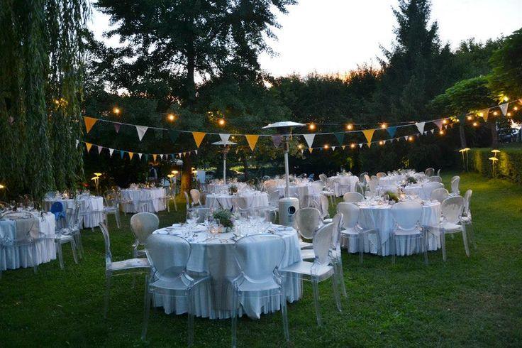 cena country wedding