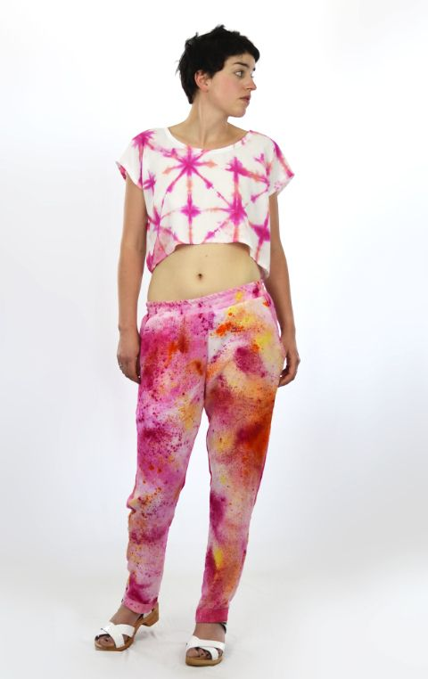 """""""Ziggy Stardust"""" Pants by @Ghostly"""