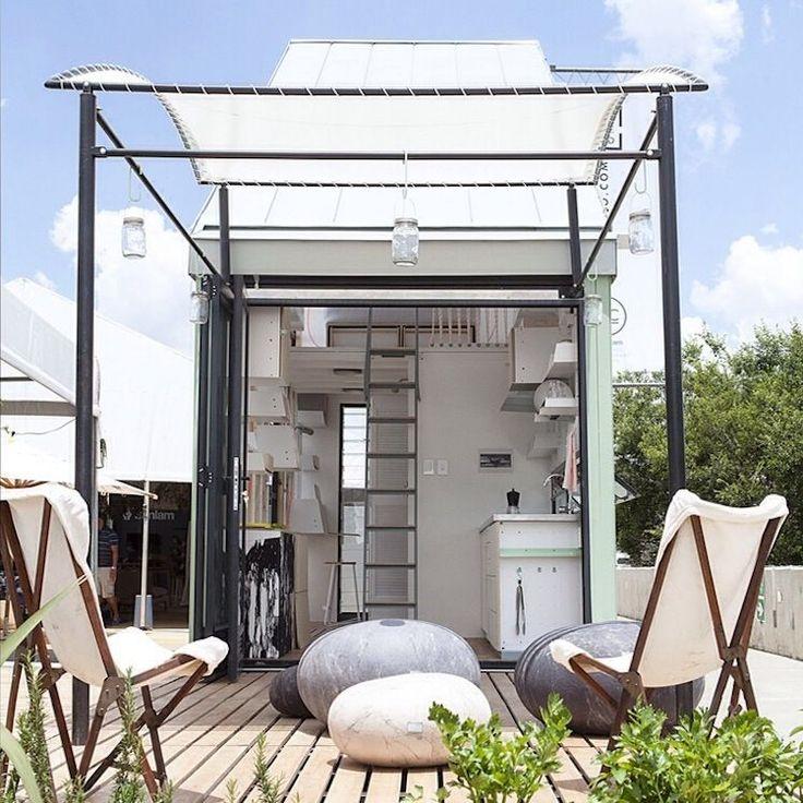 Pod Indawo Prefab Modular Housing In Johannesburg South