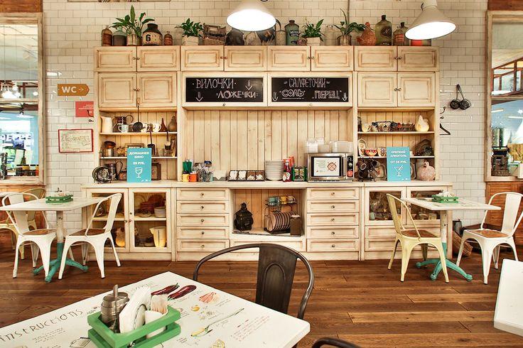 g-sign - Оbed Bufet #buffet #selfservice #freeflow #interiordesign #diseño #restaurants