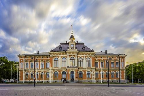 Town Hall, Kuopio
