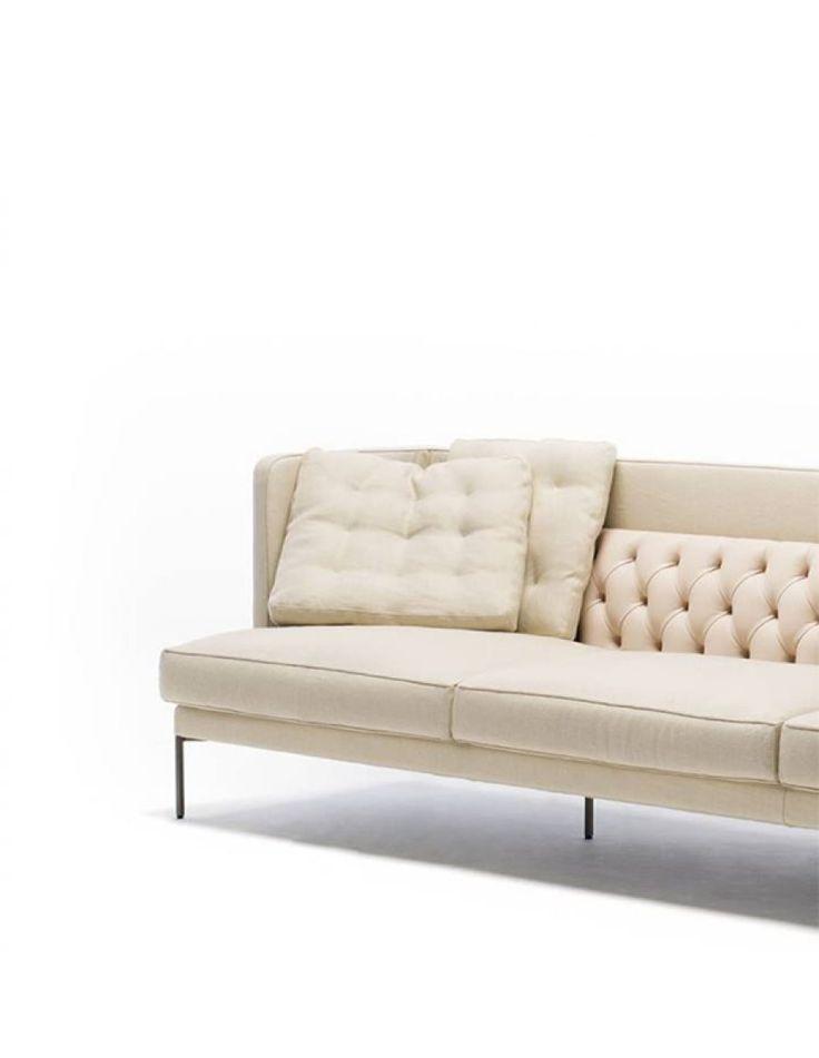 Living Divani Lipp   Van der Donk interieur sofa Piero Lissoni
