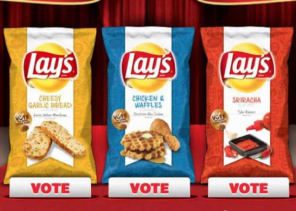 I WAS GOING WITH ROASTED GARLIC LINGUICA CHERICO FLAVOR! - Lay's Announces the Do Us a Flavor Contest Winner